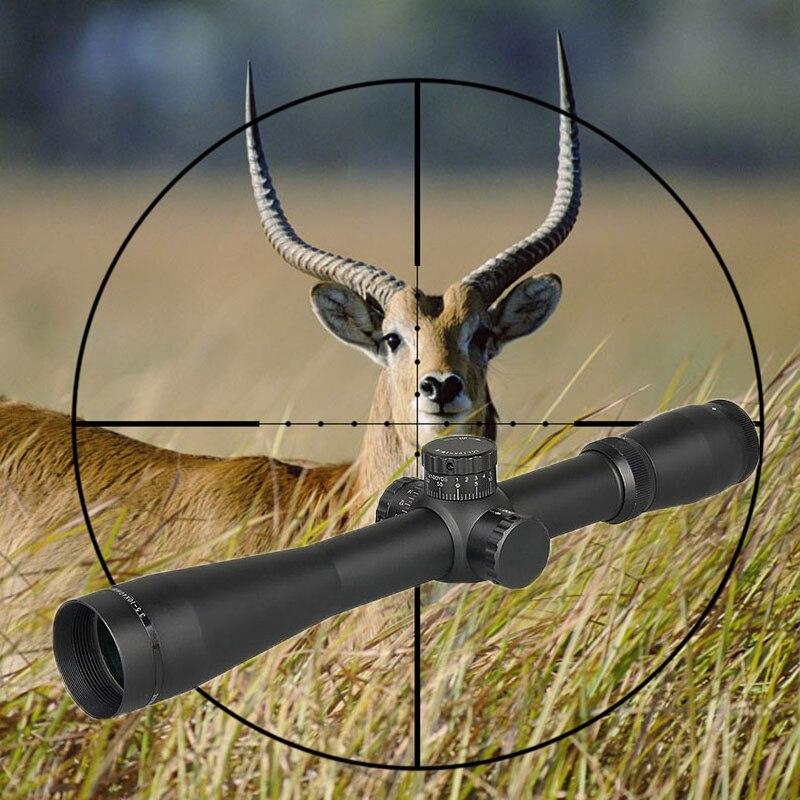 Mira telescópica para rifle táctica M3 3,5-10x40, mira telescópica para retícula al aire libre con soporte para mira gz10358