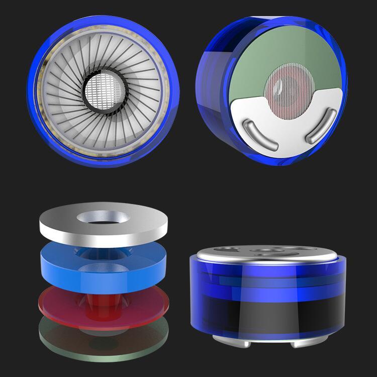 1 Pair NiceHCK 10mm KZ Earphone Speaker Unit For DIY Headset Earphone DIY United Headphones Speaker