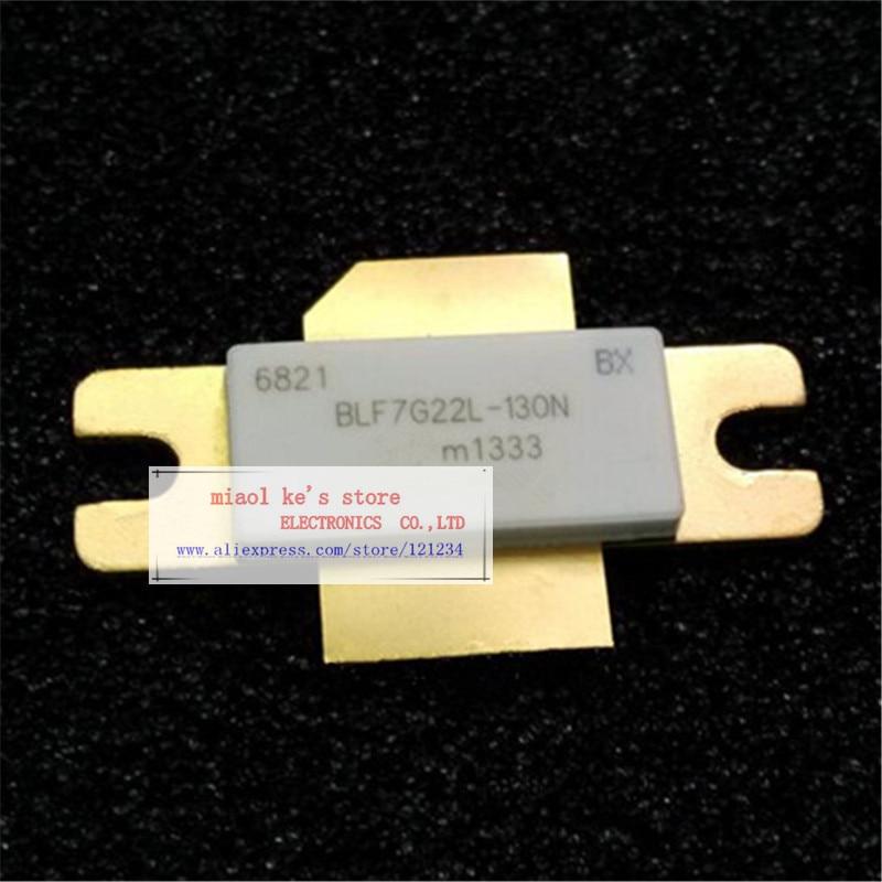 100% original BLF7G22L-130N [28v 130w 950ma 18.5db 2000mhz a 2200mhz sot502a] potência ldmos transistor