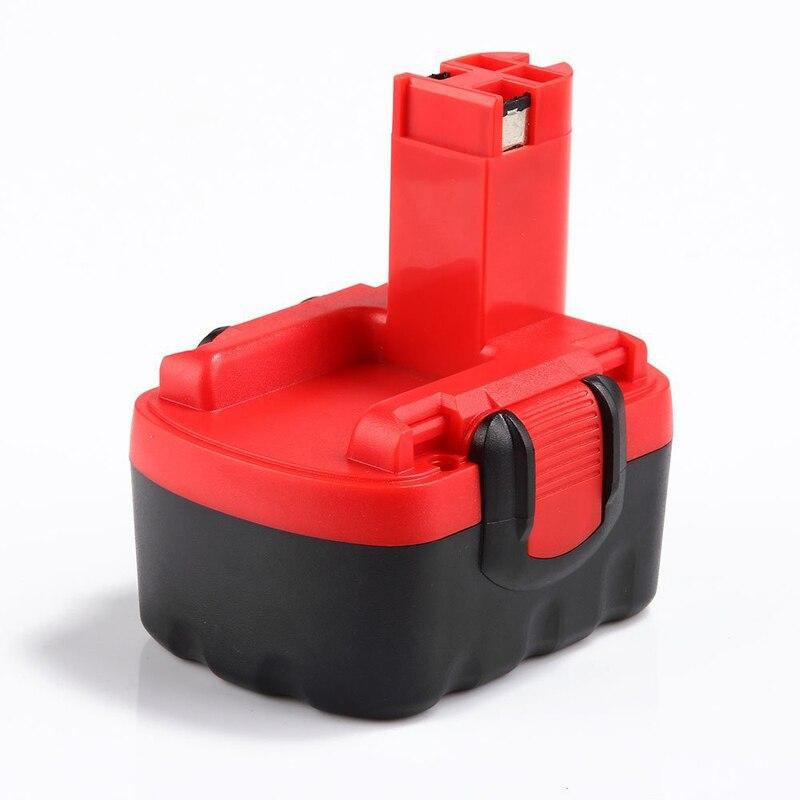 Nuevo reemplazo para Bosch 14,4 V 2.0AH 2000mAh Ni-Cd batería para Bosch BAT038 BAT140 BAT159 BAT040 BAT040 BAT041