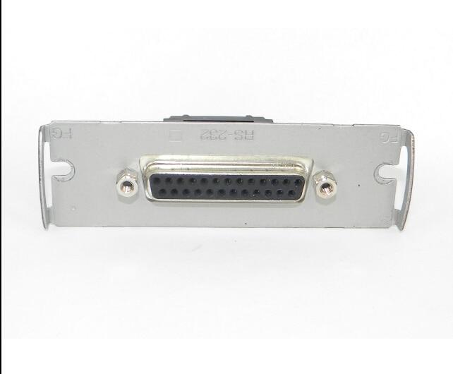Interfaz RS232 para EPSON UB-S01 I F tarjeta modelo M111A impresora de tarjetas