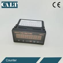 Цифровой считыватель DRO HB961 импульсный raster линейный датчик, индикатор, контроллер счетчика, 2 реле