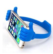 Support Flexible Support étui pour ipad iPhone 5s SE 6s 7 plus pouce OK Support Samsung Galaxy s5 S6 S7 edge S8 tablette Support housse
