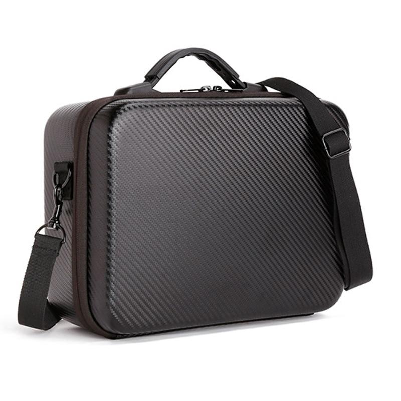 For DJI Mavic 2 Pro Nylon EVA / PU Portable Carry Case Handbag for DJI Mavic 2 ZOOM Drone Storage Bag Box Body Accessories