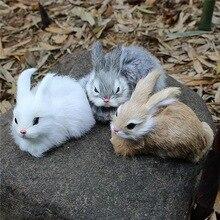 Peluches lapin en peluche lapin Mini jouet peaux japonaises à la main animaux en peluche peluche peluche Kawaii mignon jouets en peluche oreiller Mini