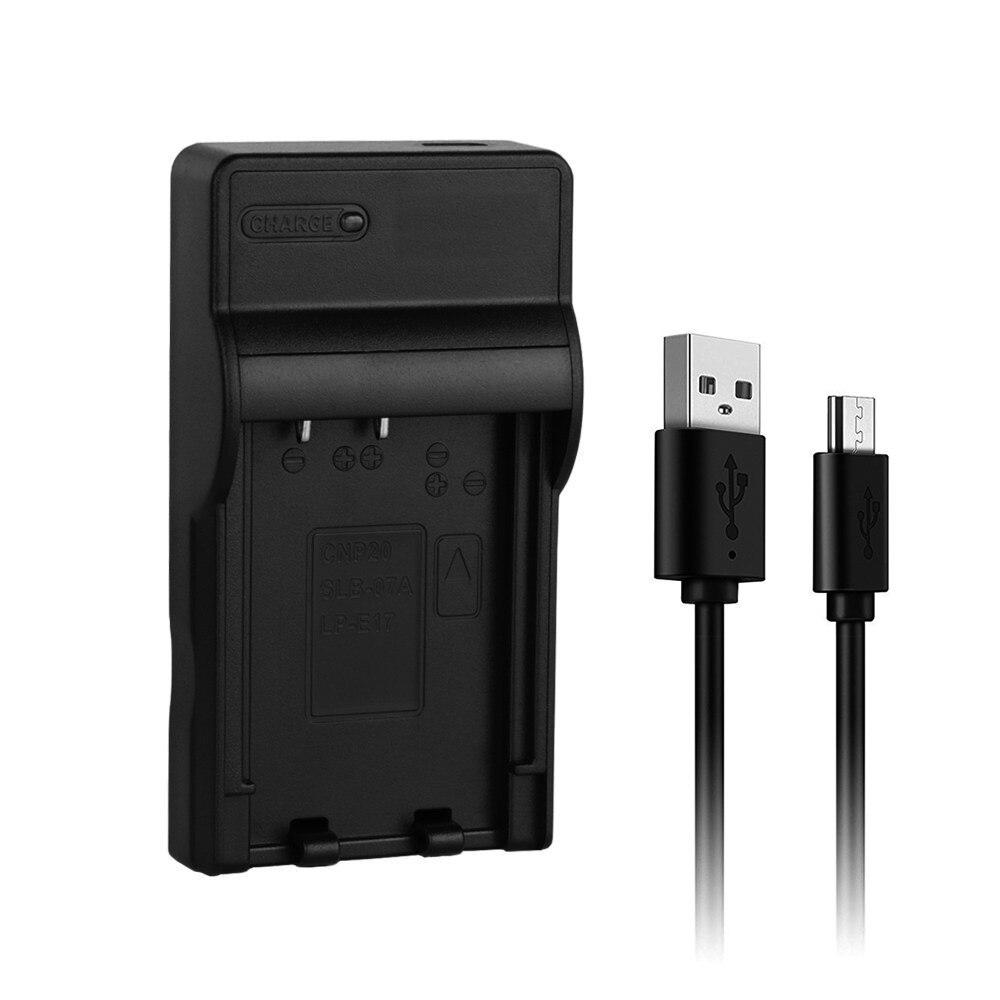 LP-E17 LC-E17 USB зарядное устройство для Canon Eos M3 M5 M6 750D 760D 77D 770D 800D 200D Kiss X8i Rebel SL2 T6i T6s