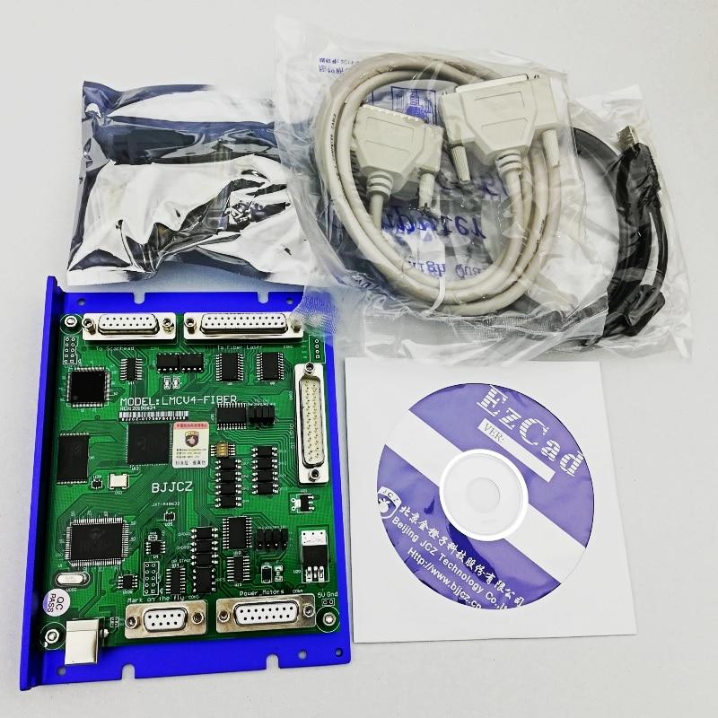 Original JCZ Laser Marking Controller G3/G4 Laser+SOFTWARE EZCAD V2+MANUAL Laser Marking Machine Control Board Card Digital Card enlarge