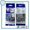 Ruban adhésif TZE pour imprimante d'étiquettes Compatible avec p touch 36mm tz-s261 tze s261 noir sur blanc tze-s261 tz s261 1 pièce