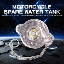 Tapa del tanque de agua del sistema de refrigeración de agua del radiador de la motocicleta para HONDA CBR400 NC23 NC29 CBR400RR VFR400 NC30 NC35 VRF400