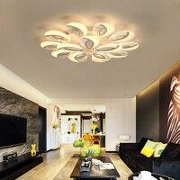 נורדי תקרת אורות חידוש פוסט מודרני סלון גופי שינה מעבר LED תקרת מנורת תקרת תאורה