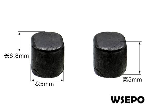 OEM Quality! Crankshaft Slot Key for 170F/173F 4~5HP 4 Stroke Single Cylinder Air Cooled Diesel Engine for Tiller