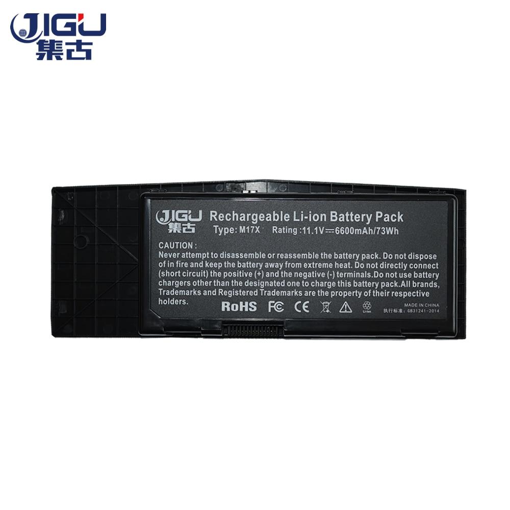 JIGU 9 celdas nueva batería de ordenador portátil 318-0397 7XC9N C0C5M 451-11817...