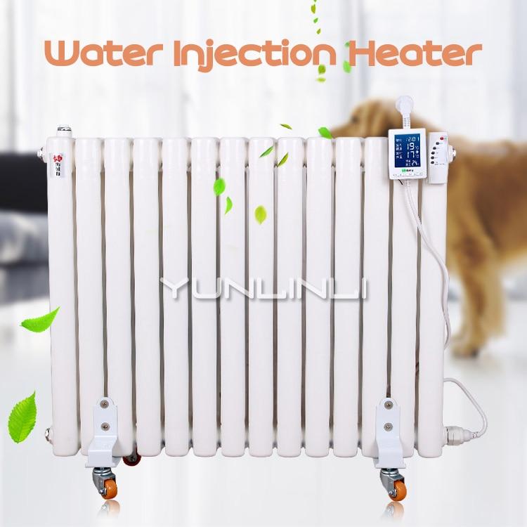 Injeção de Água Aquecedor Máquina de Aquecimento Elétrico do agregado familiar 1500 W Aquecimento Doméstico Dispositivo Secador de Casa