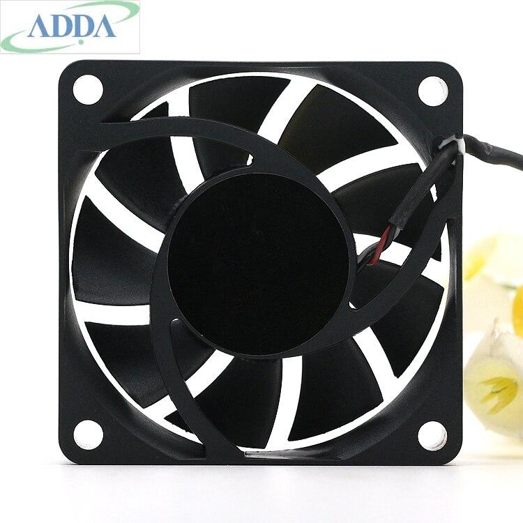 Marke FÜR ADDA AD0612LX-H93 6015 12 V 0.13A 6 CM Für Ms614 projektor lüfter