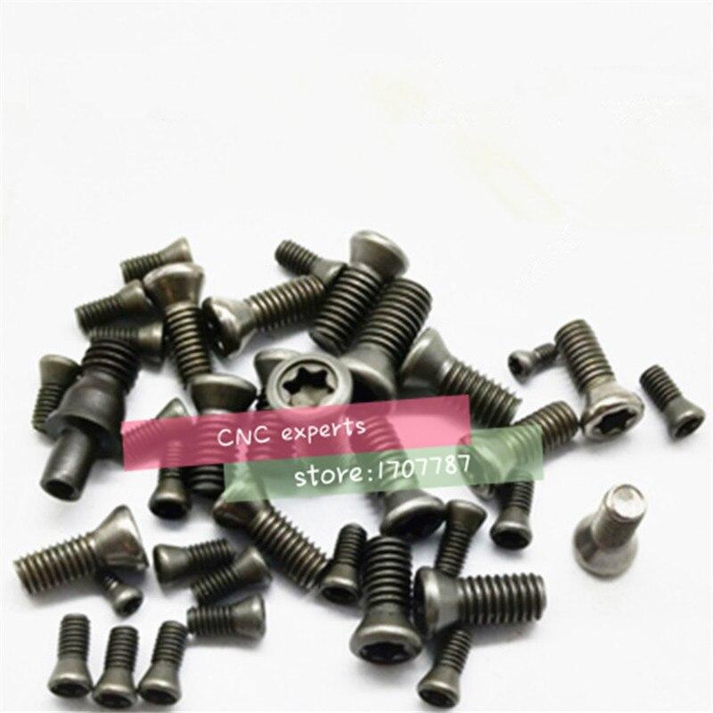 M2 * 6 m2.5 * 6 m2.5 * 8 m3 * 8 m3 * 10 m3 * 12 m3.5 * 10 m3.5 * 12 m4 * 10 m5 * 10 parafuso torx da inserção para substitui a ferramenta do torno do cnc das inserções do carboneto