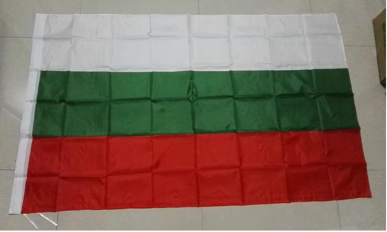Бесплатная доставка aerlxembrae флаг 3X5 болгарийский флаг болгарский Национальный Европейский Летающий флаг ЕС