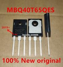 MBQ40T65QES 40T65QES 40T65FDSC   MBQ40T65FDSC IGBT 40A/650V TO-247 100%, 5 pièces/10 pièces originales, nouveau