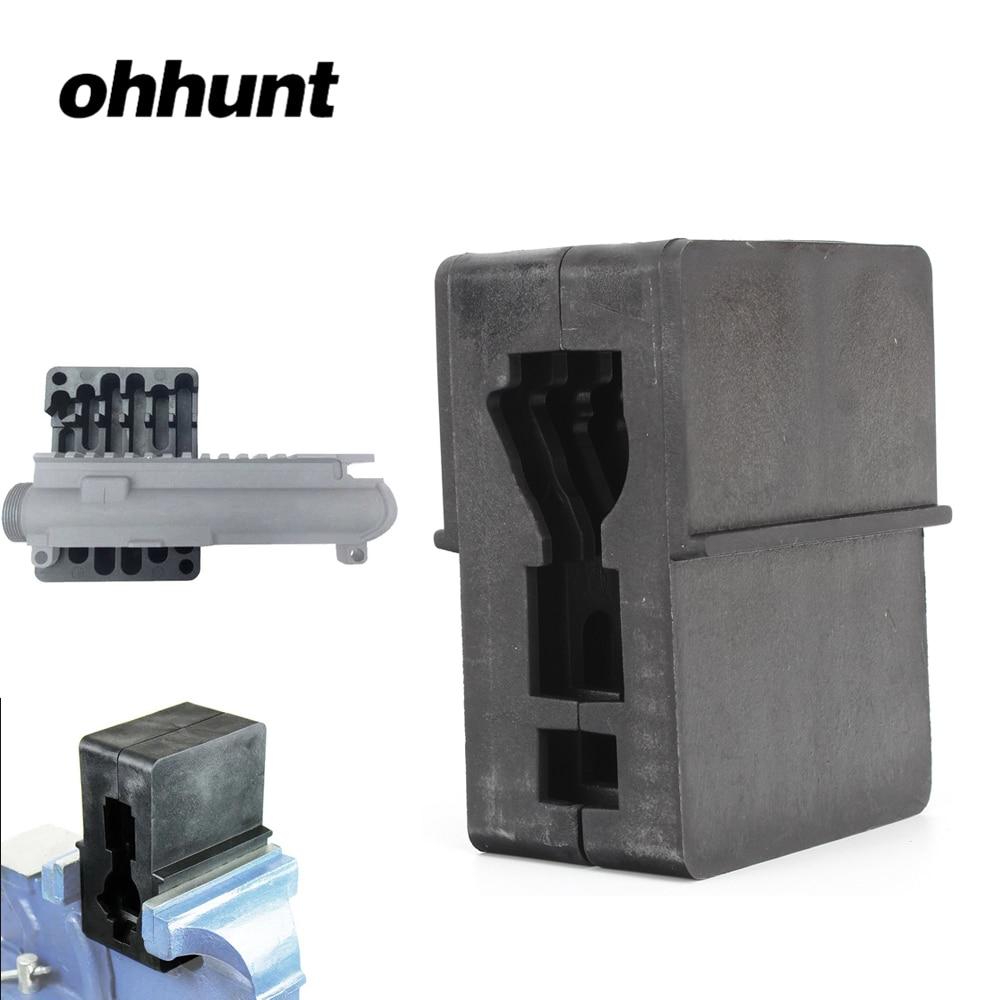 Ohhunt arma superior receptor tornillo de banco 5,56. 223 AR15 M4 M16 herramienta para rifle Kit Stock accesorios para arma