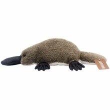 JESONN Realistische Knuffels Vogelbekdier Kussens Soft Knuffels Eendenbek voor kinderen Verjaardagscadeautjes