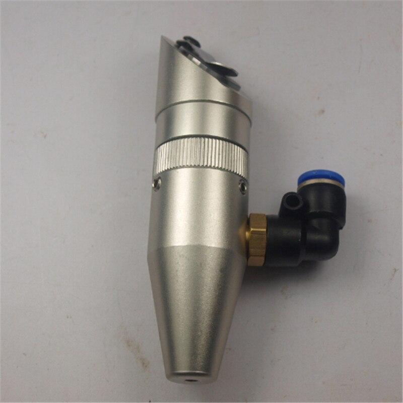Funssor 18mm Laser kopf w/air unterstützt düse kit (keine spiegel) für Buildlog 2x laser cutter maschine teile zubehör