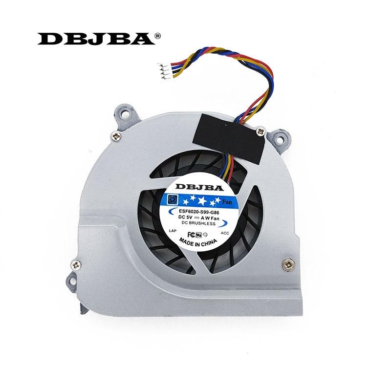 Portátil ventilador de refrigeración de la CPU para Toshiba Satellite U500 U505 M500 M511 M501 M515 M900 M512 M505 M502 M506 M507 M503 DFS531205M30T fan