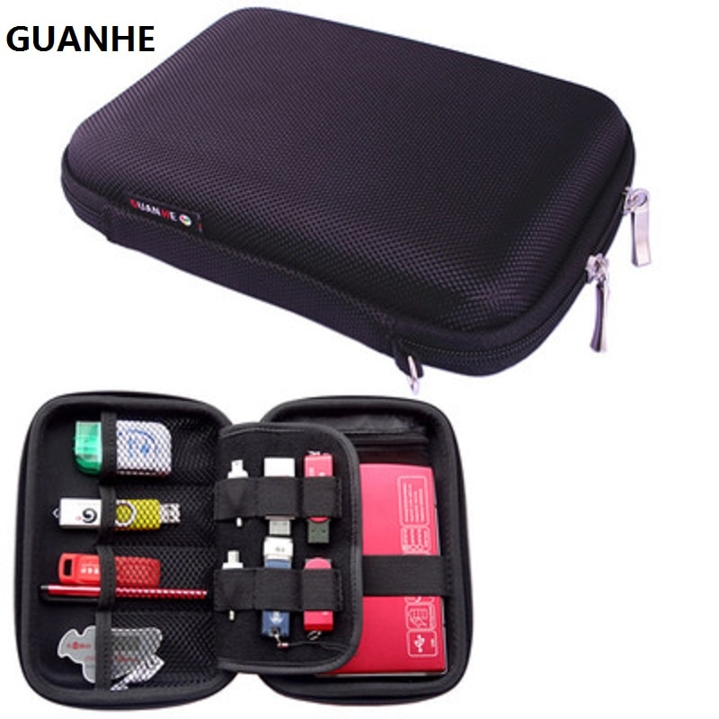 GUANHE Zipper Case Bag Protector For 2.5