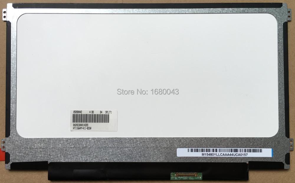 NT116WHM-N11 подходит NT116WHM-N21 V4.0 N116BGE-EA2 M116NWR1 R7 EDP 30 контактов Новый светодиодный тонкий дисплей для ноутбука