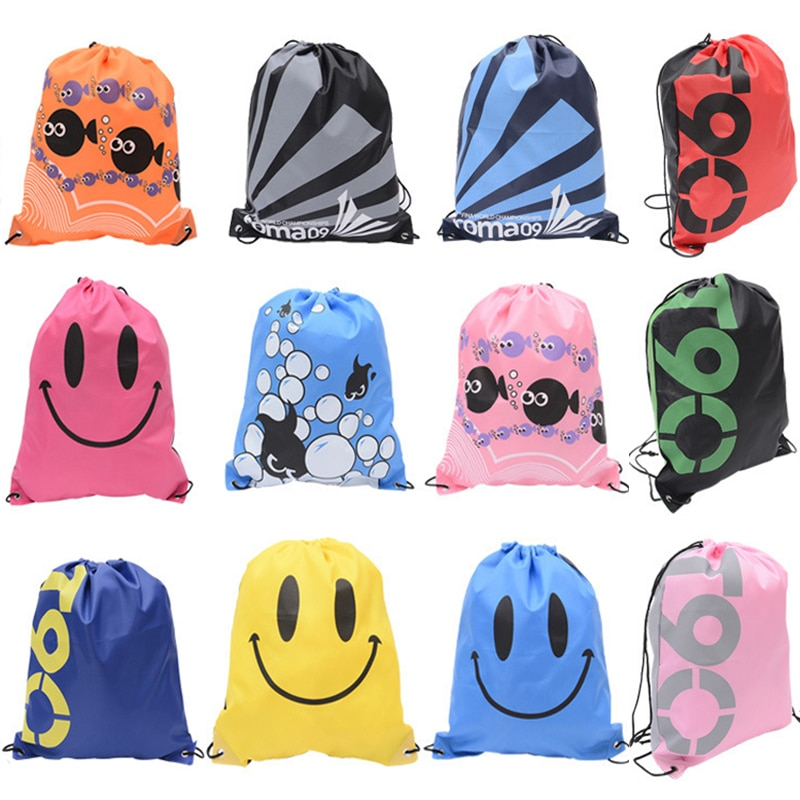 sport double layer water proof arm bag dark blue 12 colors Waterproof Swimming Backpack Shoulder Bag Double Layer Drawstring Sport Bag Water Sports Travel Portable Bag For Stuff