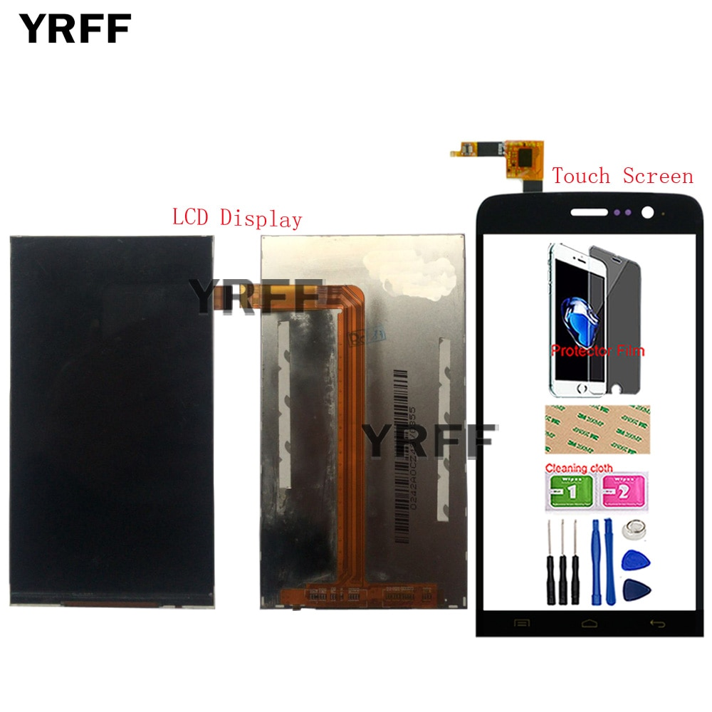 5.5'' Mobile Phone LCD Display Touch Screen For Explay Blaze LCD Display LCDs Touch Screen Digitizer