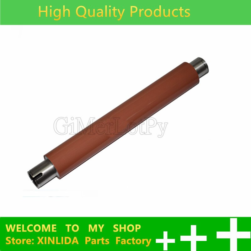 2 pcs Para HP LJ 9000/9050/9040 9040mfp 9050mfp 9000mfp M9000 M9040 M9050 Rolo Fusor Superior de calor rolo