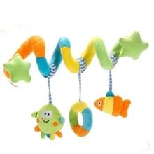 FlyingTown haute qualité bébé jouet berceau tourne autour du lit poussette jouer jouet berceau tour suspendus bébé hochets