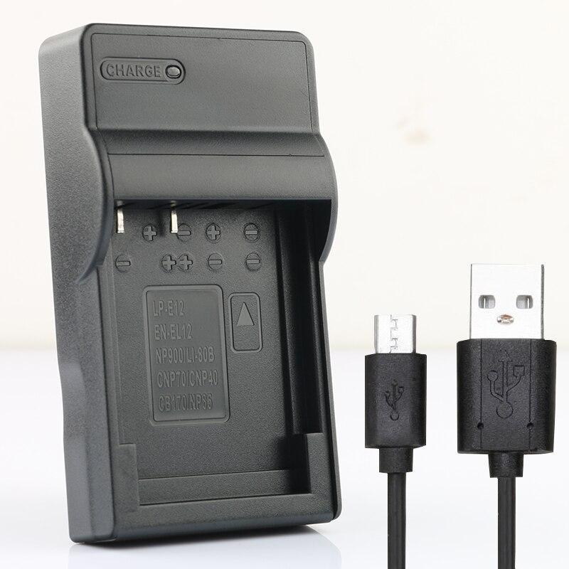 LANFULANG NP-40 BC-31L Caméra Chargeur De Batterie Numérique Pour Casio Exilim EX-Z400 EX-FC100 EX-FC150 EX-FC160S EX-P505 EX-P600