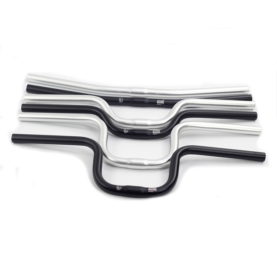 Joseph Kuosac S M Type handlebar for brompton folding bike 25.4*600 S M Type stem head post 190g