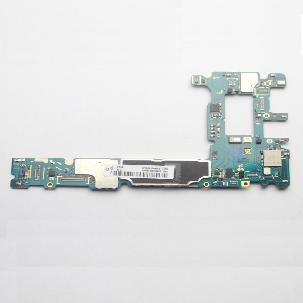 Placa base principal desbloqueada para Samsung Galaxy Note 8, SM-N950U, 64GB