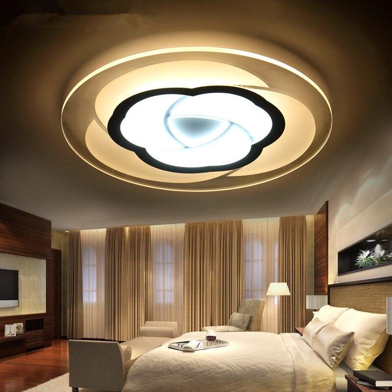Luces de techo para sala de estar, iluminación interior, luces led luminarias...