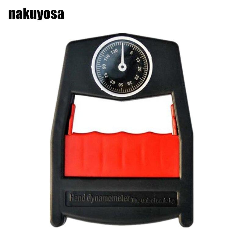 Ручной динамометр, измеритель мощности, 130 кг/286Lbs