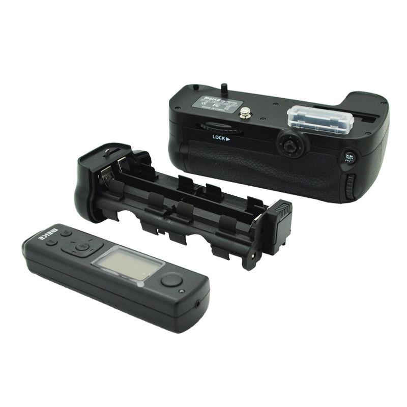 Meike MK-DR7100 wireless Remote Control Battery Grip For Nikon D7100 D7200