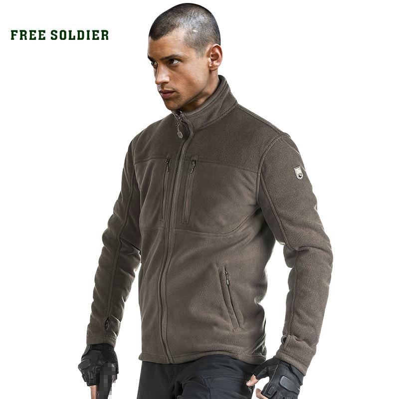 FREE SOLDIER тактическая лонгслив толстовка новая модель, износостойкая, теплосохраняющая толстовка, в стиле милитари Локальная доставка