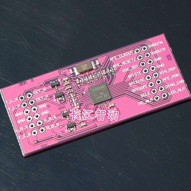 Este convertidor AFE frontal analógico ADC pulse CJMCU-440 AFE4400