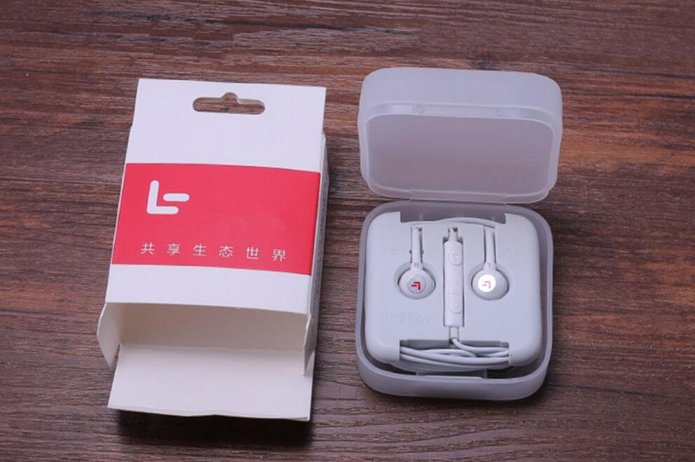 Para letv leeco TYPE-C cdla alta fidelidade fone de ouvido com controle de volume microfone para leeco le s3 2 s max 2 pro pro3 smartphone estéreo earbud