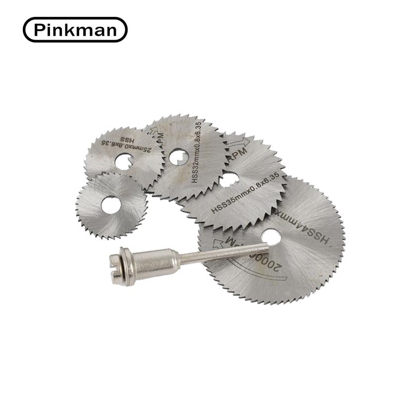 Pjovimo diskai rotaciniai įrankiai pjovimo rato šerdies strypas, skirtas Dremel, Dremel diskams 22/25/32/35/44 / 50mm