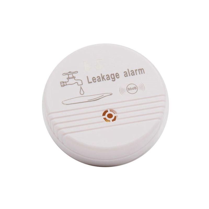 Sensor de alarme de vazamento de água 90db sensor de alarme de vazamento de nível de água detecção de inundação sistema de alarme de segurança em casa