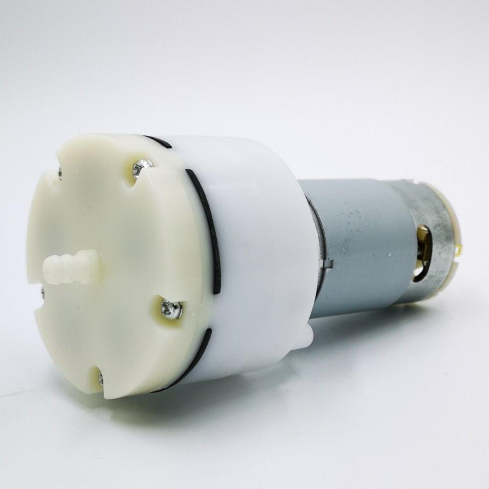 24 V DC membrana 555 pompa próżniowa pompa wysokiego ciśnienia powietrza mikropompa próżniowa