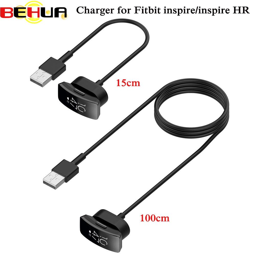 Estación De Carga de repuesto de Cable USB para pulsera inteligente Fitbit...