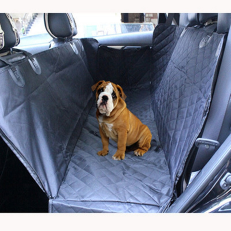 Tapete para cochecito de Mascota, cojín para asiento trasero impermeable, cubiertas para asiento de coche, almohadilla para perro para brillo Logan Duster volvo 850 s40 xc60 xc70 xc90