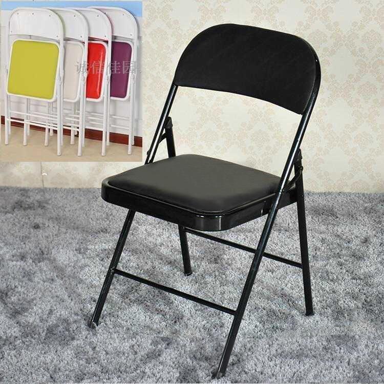 Простой табурет Домашний Складной Обеденный стульчик Портативный Офисный
