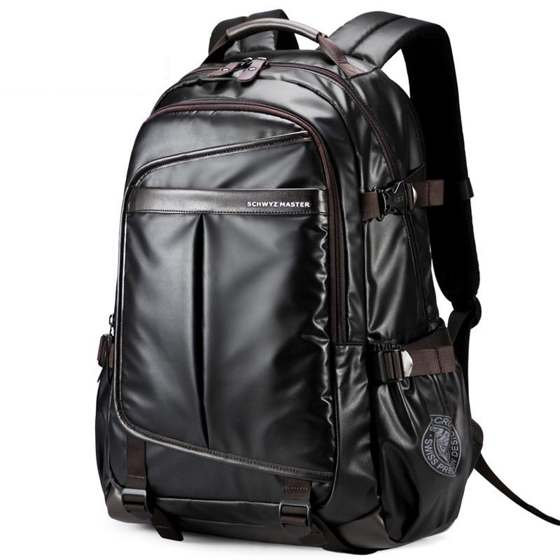 Рюкзак для ноутбука 16 дюймов, деловой водонепроницаемый дорожный рюкзак, школьная сумка для студентов