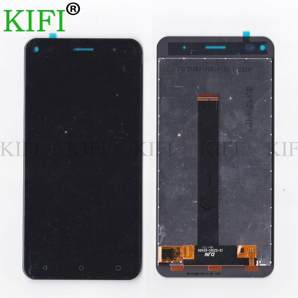 KIFI 5,0 pulgadas pantalla táctil cristal LCD pantalla digitalizador montaje para FLY Cirrus 4 FS507 FS 507