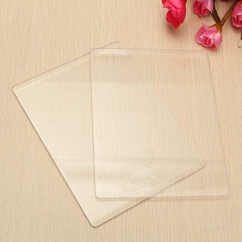 3mm Dicken DIY Acryl Prägen Schneiden Stirbt Maschine Platte Ersatz Pad Scrapbooking Papier Handwerk Accesspries