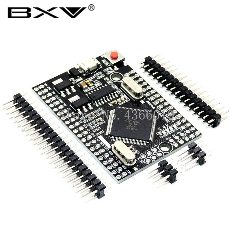 MEGA 2560 PRO Embed CH340G/ATMEGA2560-16AU Chip mit männlichen pinheaders Kompatibel für Mega2560 DIY